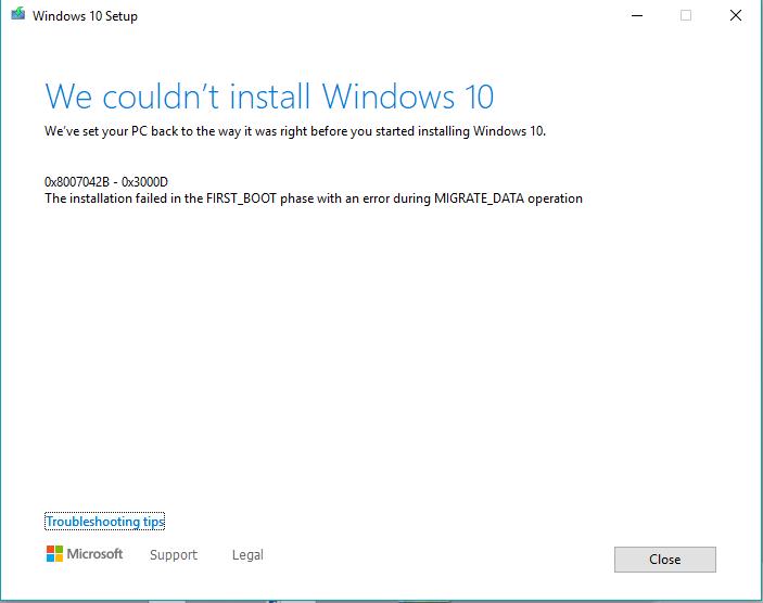Update 1909 failed: 0x8007042B - 0x3000D ace985d7-b540-4a5a-a139-cf1149476ed8?upload=true.png