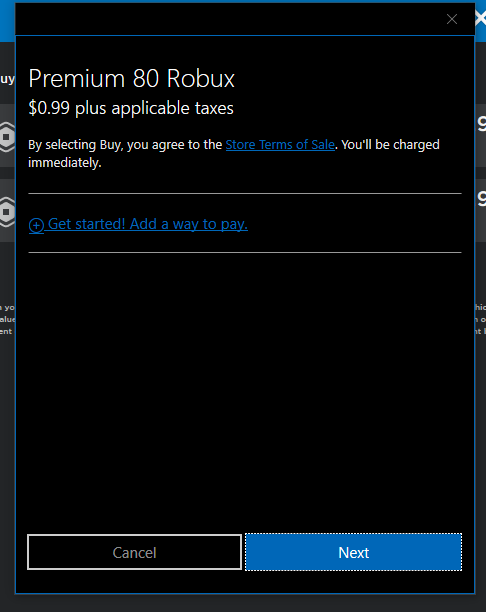 Can't buy Robux with Microsoft Balance ada17fe7-3d69-4485-8bc7-045869a5a59b?upload=true.png