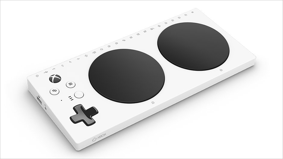 Gaming Gets More Inclusive with the Launch of Xbox Adaptive Controler AdaptiveControllerInline1.jpg