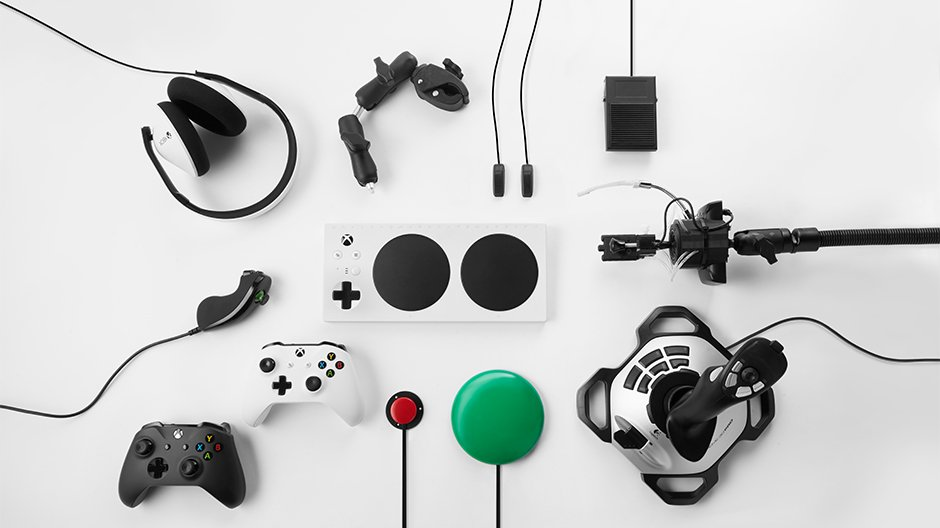 Gaming Gets More Inclusive with the Launch of Xbox Adaptive Controler AdaptiveControllerInline2.jpg