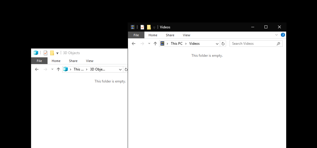 How Do I Fix the File Explorer Window Border in the Light App Mode? afafd6cd-3c61-41be-9957-fbe0fd7082d2?upload=true.png