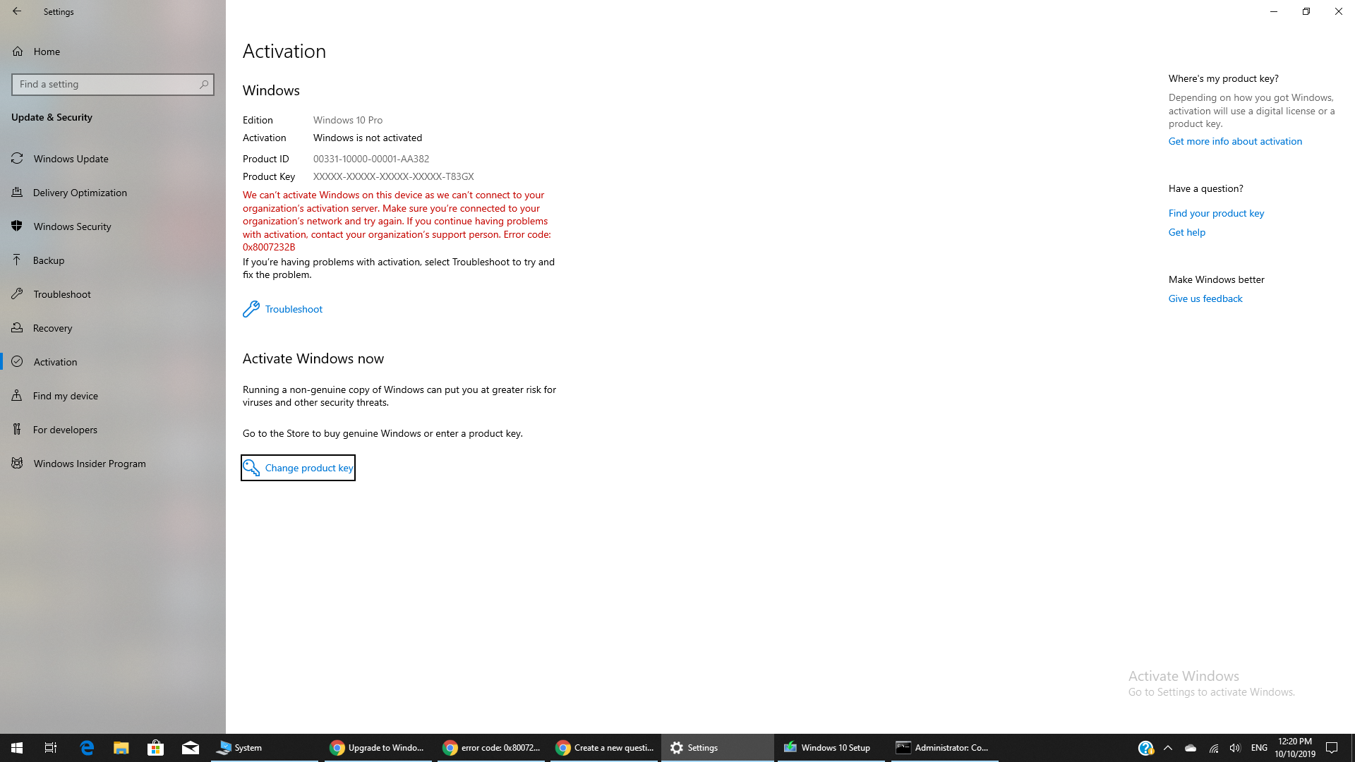 I Have used windows recovery  and reinstall  windows 10 after recover using recovery now  I... afb5afe3-e174-4842-8cc7-67bd2a8ccfc7?upload=true.png