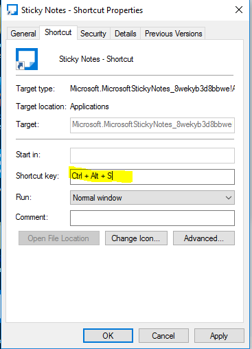 Sticky Notes Keyboard Shortcuts in Windows 10 afbfa59b-3173-45ad-a59e-133972419465.png