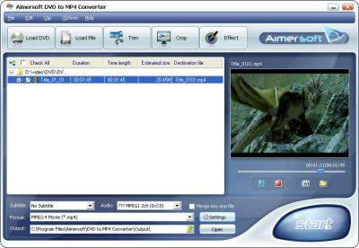 Aimersoft DVD to Mobile Devices Converter 2 Aimersoft-DVD-to-MP4-Converter.jpg