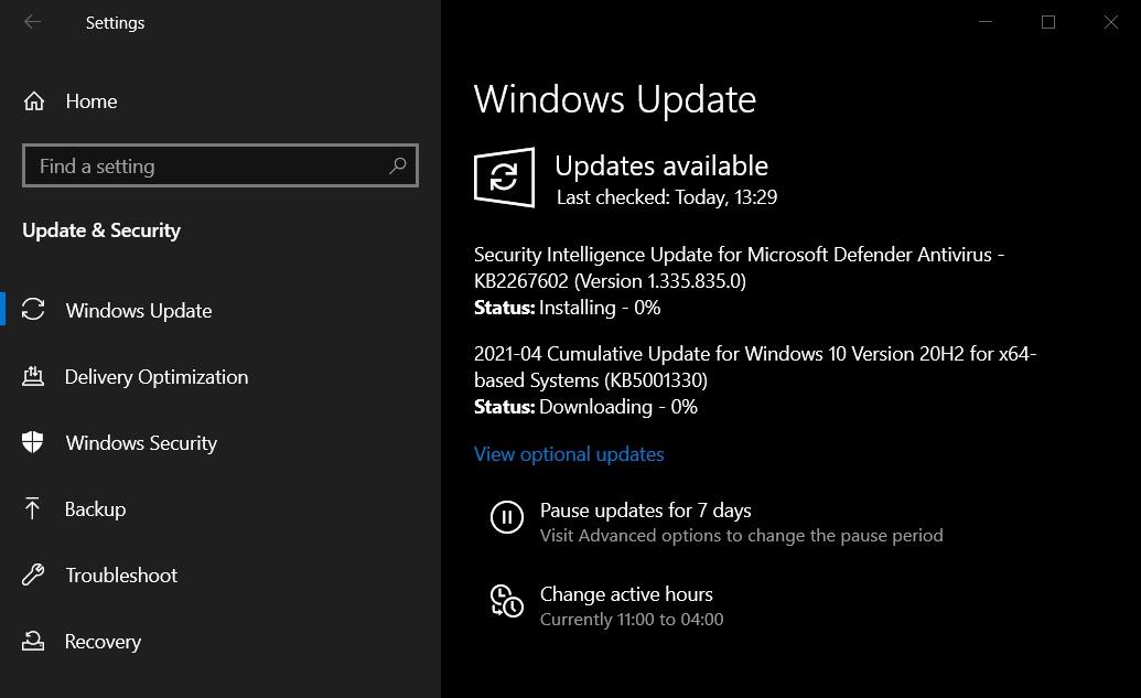 Windows 10 April 2021 updates: What's new and improved April-2021-cumulative-update.jpg