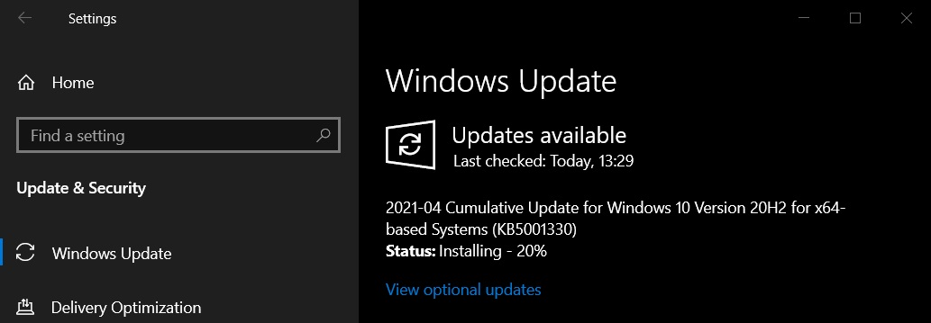 Windows 10 April 2021 updates: What's new and improved April-2021-Patch-Tuesday.jpg