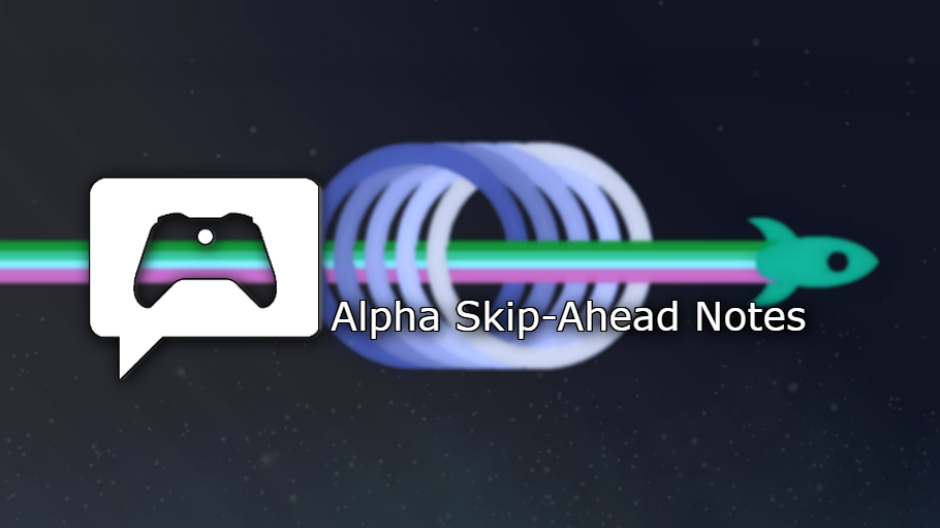 Xbox One Preview Alpha Skip Ahead 2004 Update 191007-2100 - Oct. 9  Xbox asa2.png