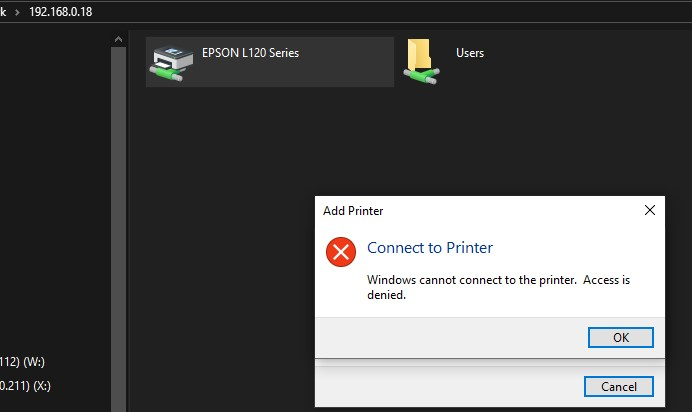 Access Denied when I try to connect a shared printer in Windows 10 b36236d1-16c5-496d-8e85-ee329bec816e?upload=true.jpg