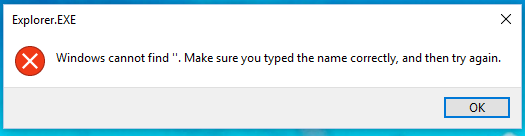 Started 10/09/2019 Unable to open File Explorer from desktop or taskbar or from start also... b53d2679-1254-4925-b9c1-75847558764b.png