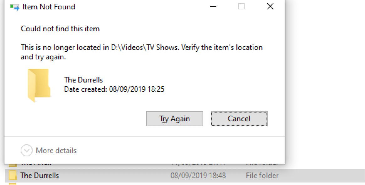 Unable to Delete Directory as Administrator b6d6dffe-2e5e-4394-b8a4-18fee8f8e4a2?upload=true.png