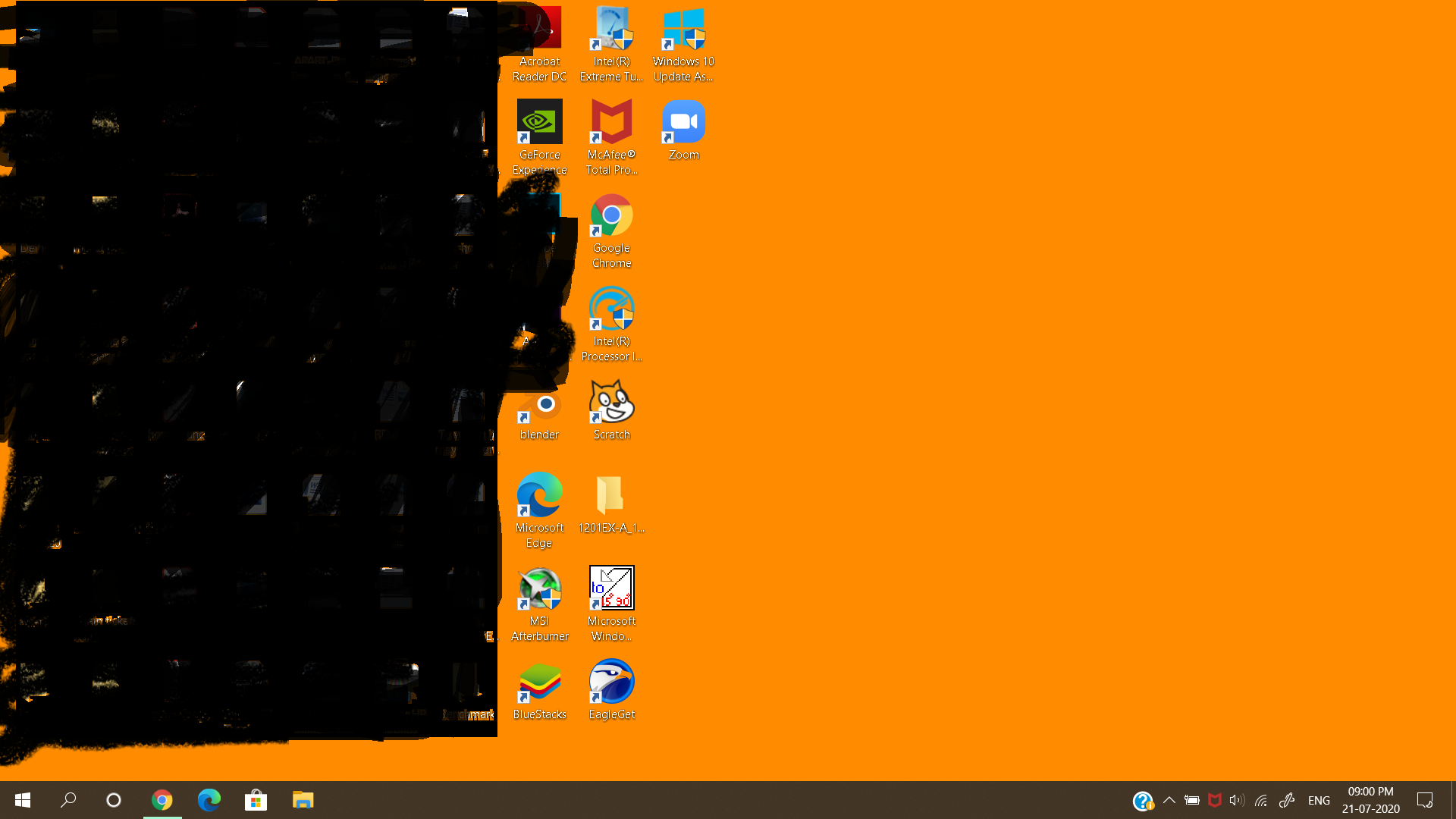 How to change the Desktop Icon font color b856988b-ab06-4810-9065-6ab50f57529c?upload=true.png