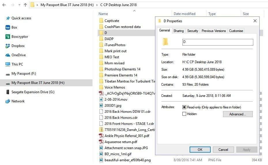 Folder properties size fluctuating and inaccurate. b92d258f-9feb-4283-a8ec-d6082fa73290?upload=true.jpg