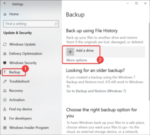 How to Back up, Move, or Delete PageFile.sys on shutdown in Windows 10 back-up-files-windows-for-paging-file-300x270.png