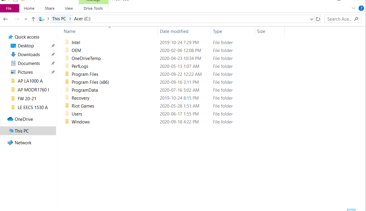 Folders and files suddenly faded in Windows10 bbb3430f-63f4-4ec1-a34a-5aa691b9a710?upload=true.png