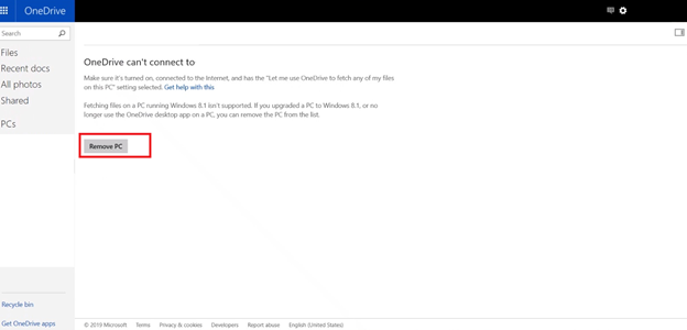 Microsoft account listed device issue bbe6ee24-2440-414a-9613-071e63f8609a?upload=true.png