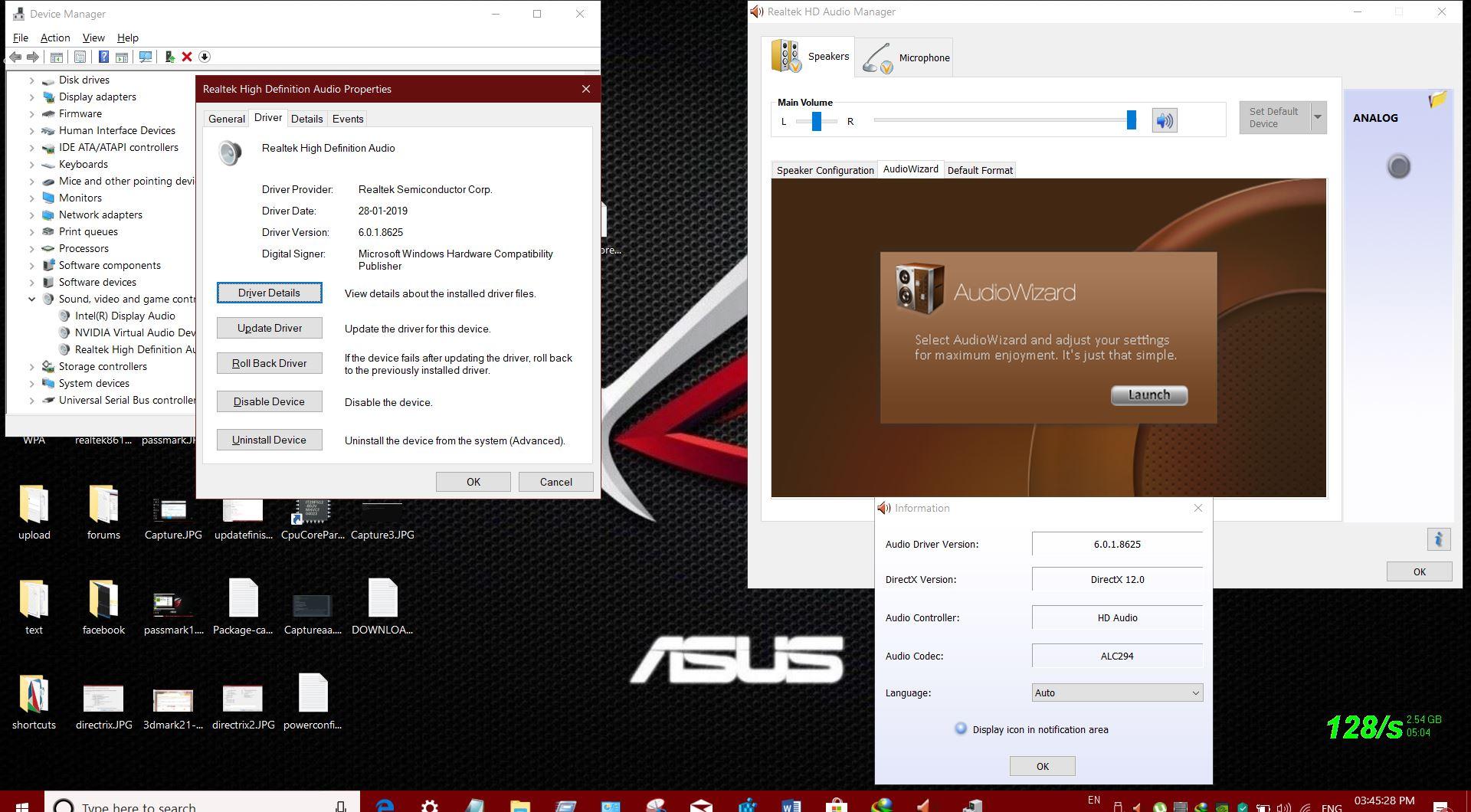 realtek windows 10 drivers 64 bit