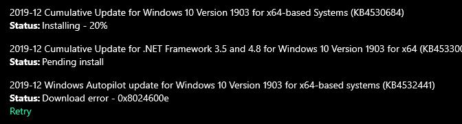 Windows Autopilot (KB4532441) Download error - 0x8024600e be5158ef-8711-43cc-9334-2418ae01344f?upload=true.png