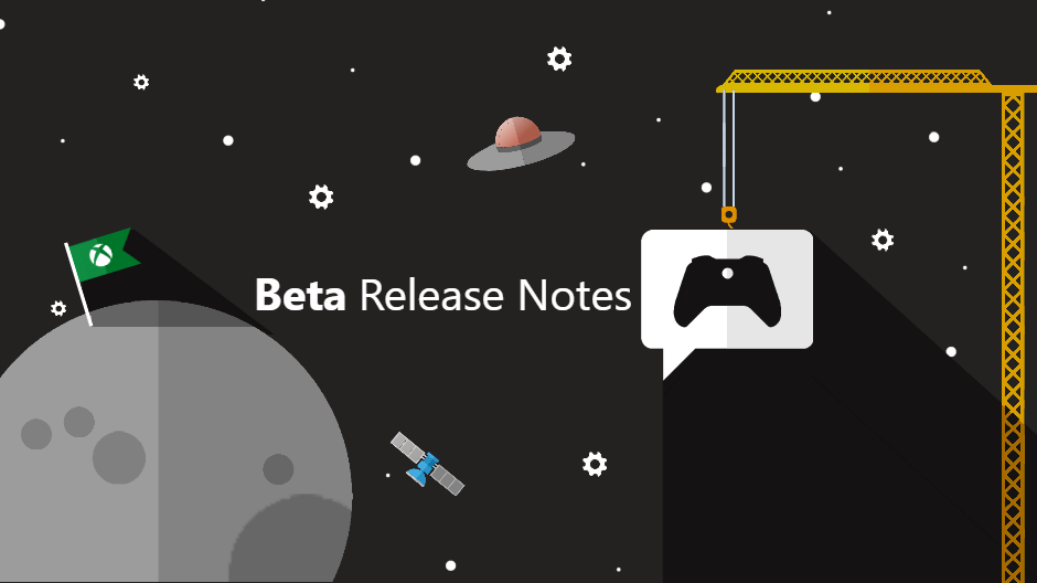 Xbox One Preview Beta ring 1910 System Update 190908-1922 - Sept. 11 betahero.png
