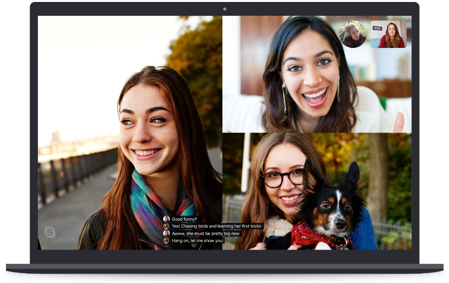 What is new in Skype for Windows 10 PCs bf7cacede78c6c17ebdb00e2bd9ee6ab.jpg
