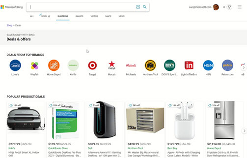 New shopping features for Microsoft Edge and Bing BingDealsHub.jpg