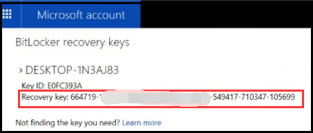 How to find BitLocker recovery key on Windows 8.1/10 bitlock4_20161114064238.png
