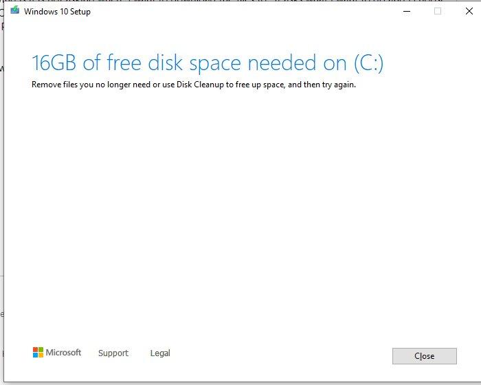 Windows 10 Install media tool failing to create USB media c369977b-cc08-4e9d-9bdd-fe251295beae?upload=true.jpg