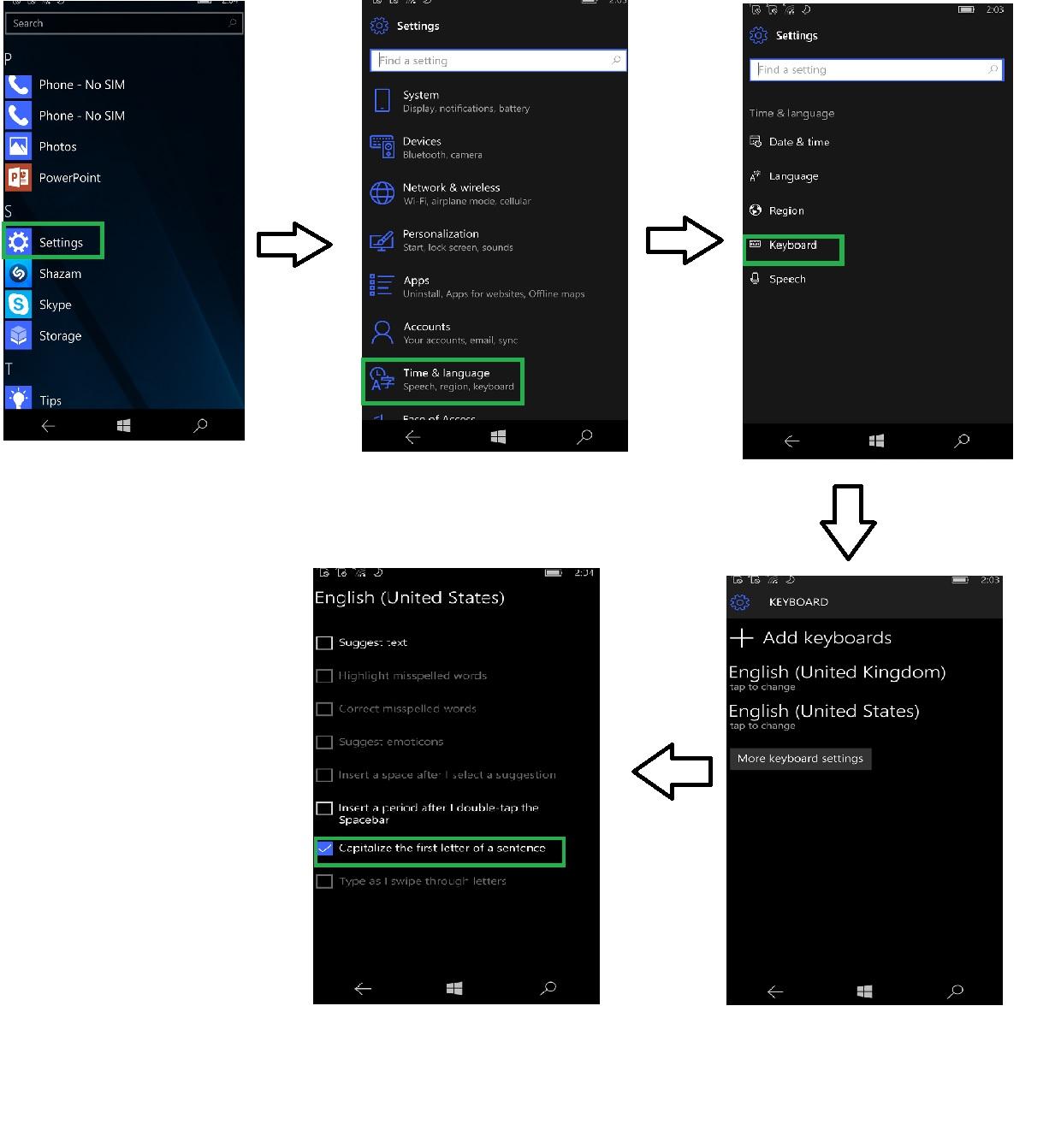 How to turn on auto capitalization of keyboard? c3d053e4-cd08-43c6-a07b-705738496877?upload=true.jpg