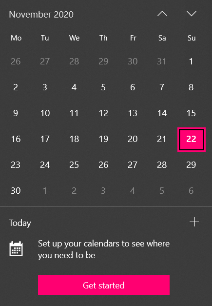 How to integrate my Outlook Calendar into the Windows calendar? c92c7cdd-34f1-4a40-ad0d-c3e9591b637d?upload=true.png
