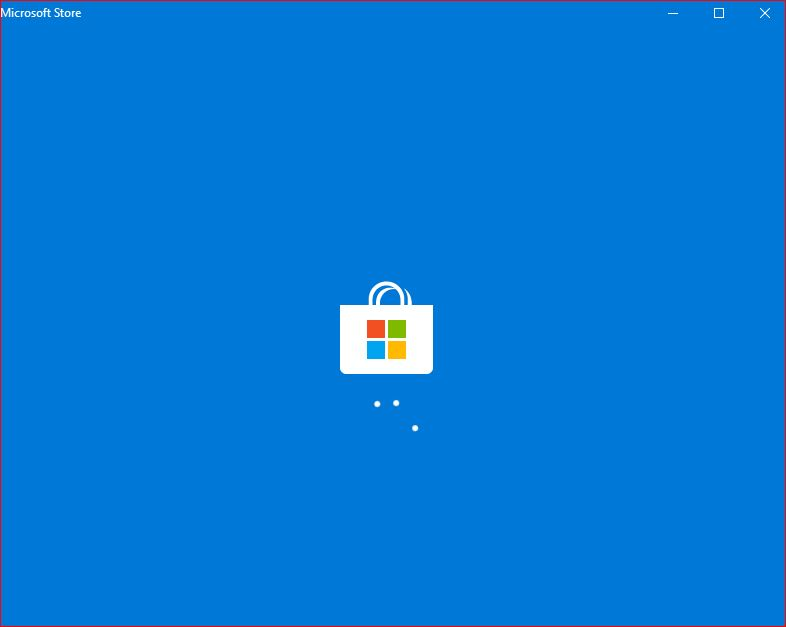 I am faced with a problem  launching Microsoft Store after Windows 10 has updated into  (V:... c97586c0-0051-4ff6-a9e2-d493b43b198e?upload=true.jpg