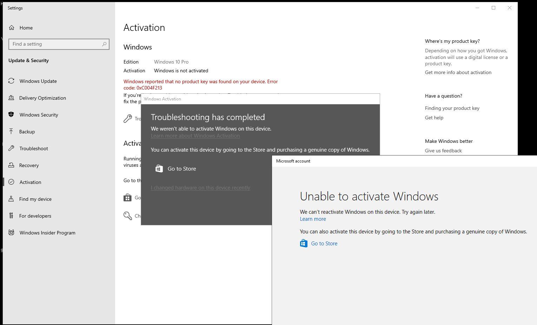 "New motherboard, Windows 10 activation troubleshooter says ""Try again later"" c9f0d93d-940b-4b07-af3f-d88660387c58?upload=true.jpg"