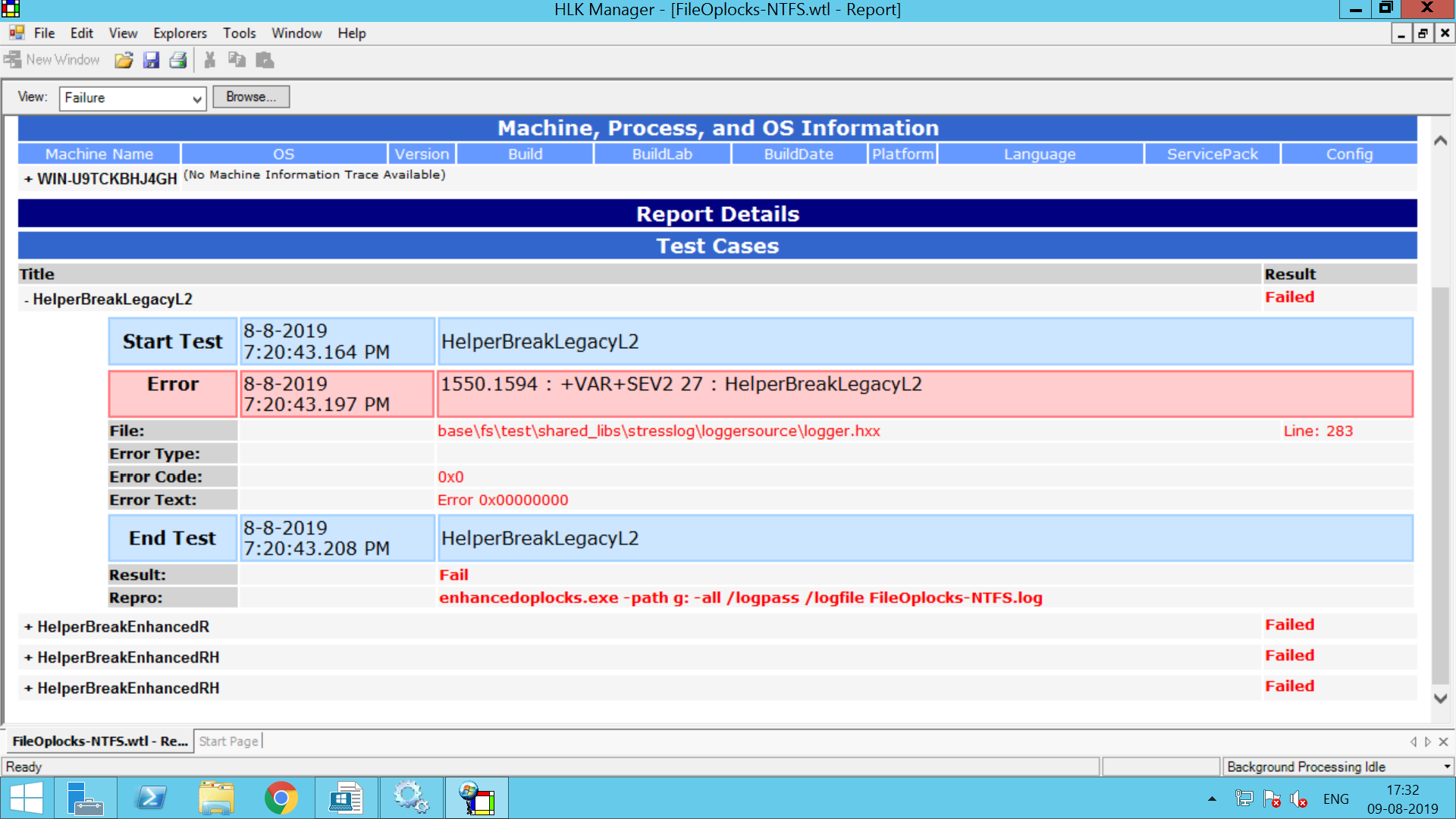 HLK Test fails for Windows Server 2016 ca12fa08-2b51-4b96-9809-15b3025ff381?upload=true.png
