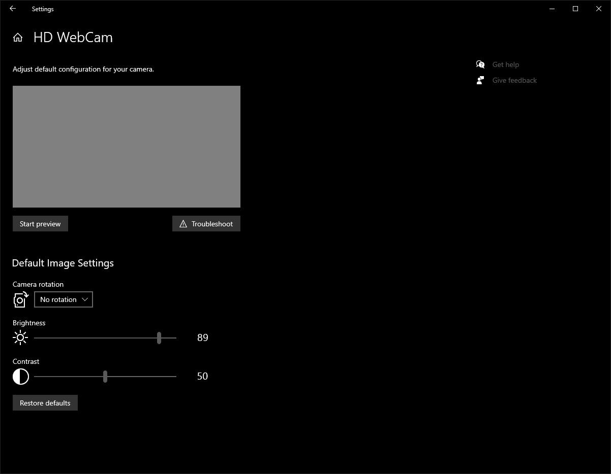 Windows 10 update will improve Control Panel replacement 'Settings' Camera-settings.jpg