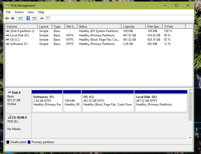 Clean Windows Install: Do I need the 100mb EFI System Partition? cb00b586-b41b-4a25-bdc5-cd6a009f2f20?upload=true.png