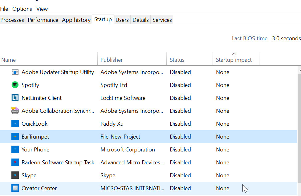 Start up apps not enabling. cb454b0c-5389-404d-a9cd-10ba41e8c1e0?upload=true.png