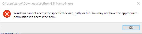 """run as administrator"" not work !!!! cb843953-6c69-4b72-b18f-6722e8806521?upload=true.png"