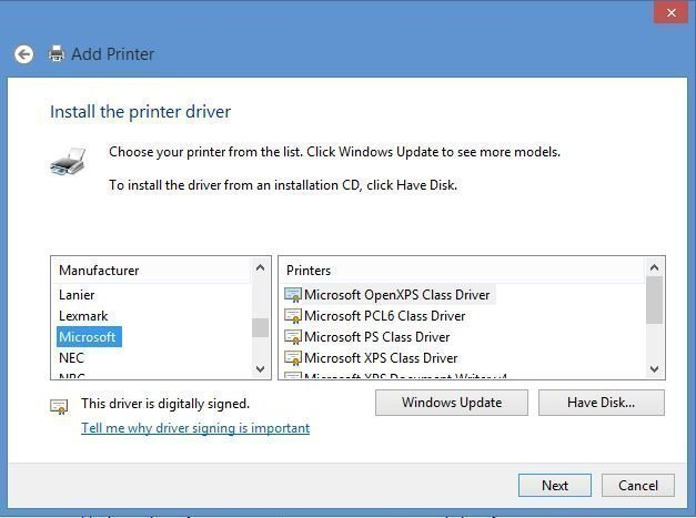 microsoft print to pdf unavailable in windows features and add printer cd12fc5d 8e87 489c