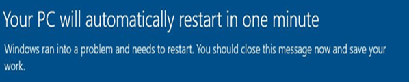 A critical system process, C:\WINDOWS\system32\lsass.exe, failed with status code c0000374.... ce3c97d6-ee5f-4903-85c2-dae747cf70ef?upload=true.png