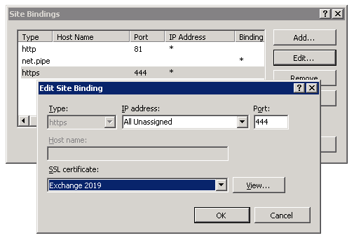 Fix: Blank page when loading ECP on Exchange 2013 certificate.png