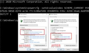 How to change Multimedia Settings using PowerCFG tool in Windows 10 change-sharing-media-power-plan-settings-300x181.png