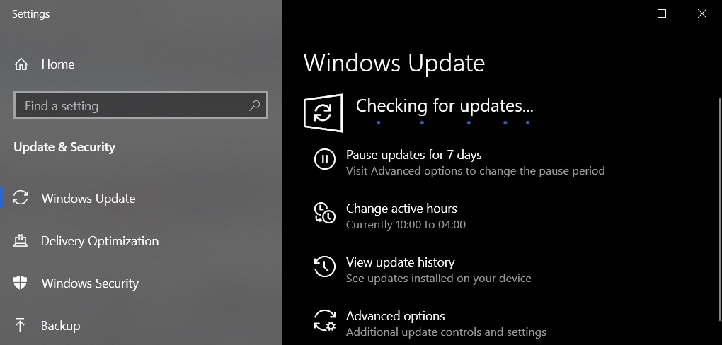 How to get your PC ready for Windows 10 October 2020 Update Check-for-updates.jpg