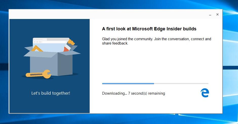 Windows 10 market share sees a slight increase as Windows 7 drops Chromium-Edge-installer.jpg