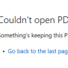 Couldn't open PDF in Edge, Something's keeping this PDF from the opening Couldnt-open-PDF-in-Edge-100x100.png