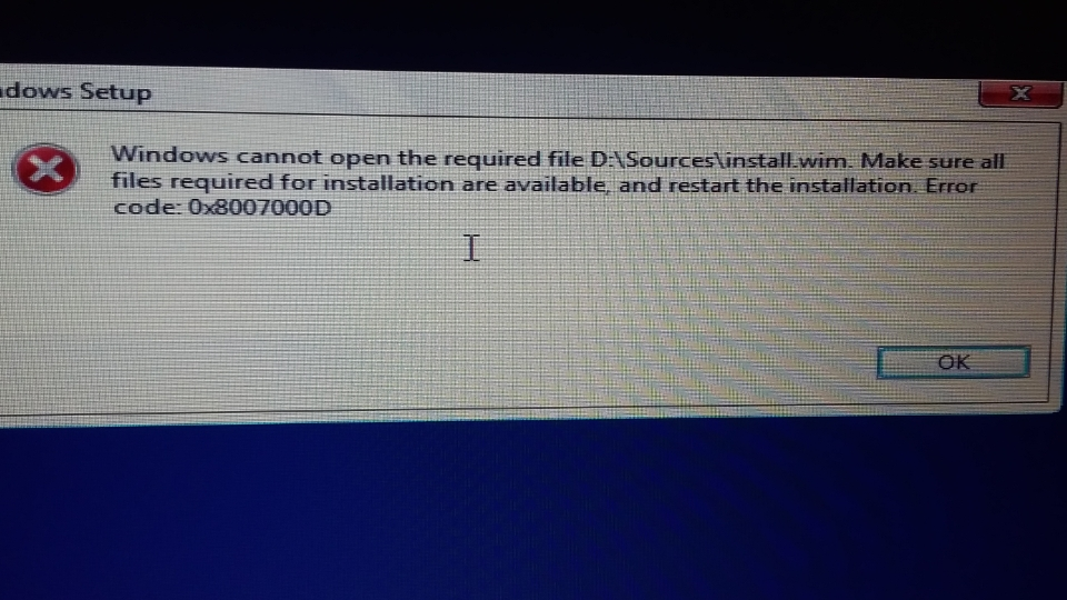 Windows cannot open the required file D:\Sources\install.wim d371d55d-016a-4142-b068-f87ea741d516?upload=true.jpg