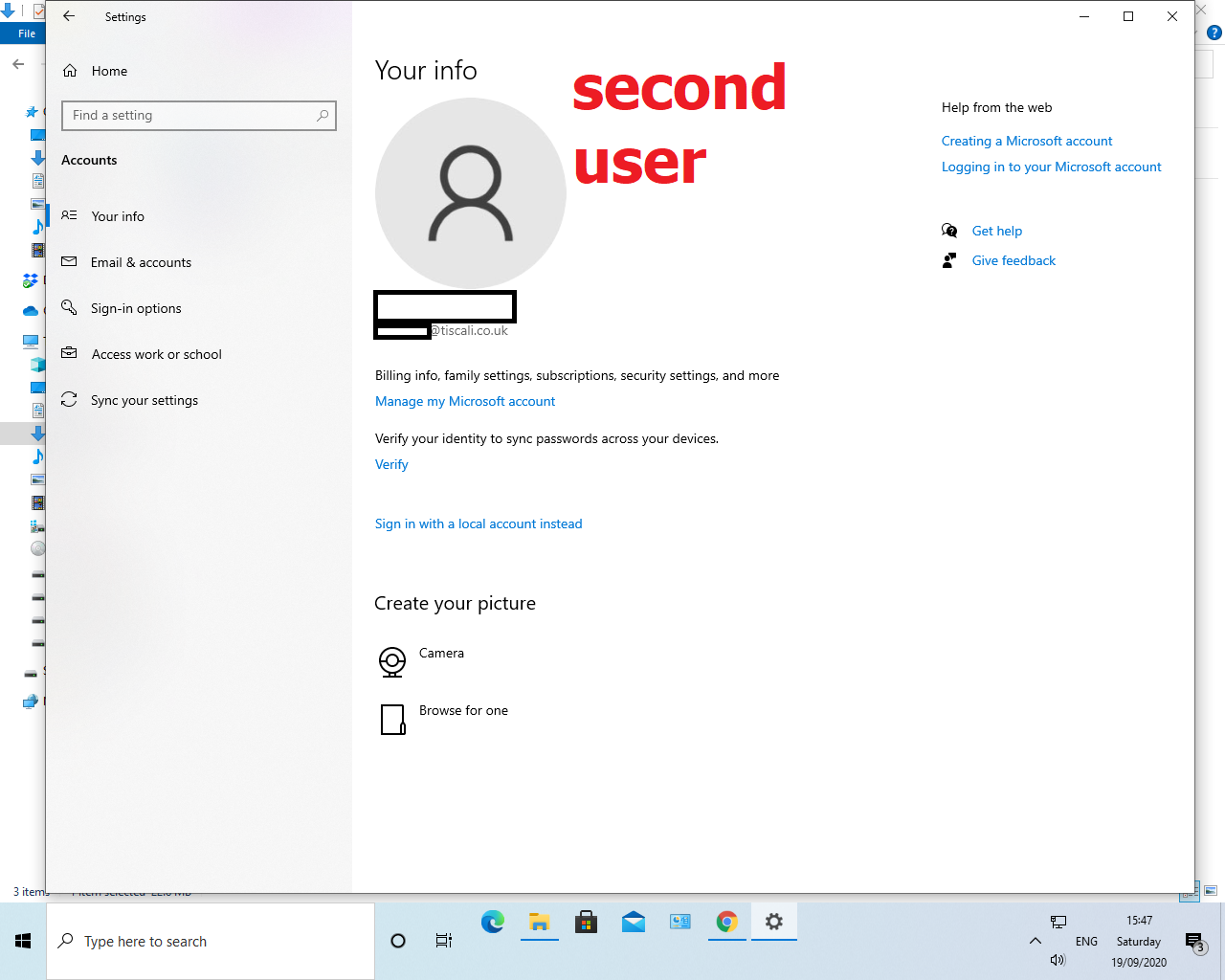 Second User account keeps asking PIN to install apps