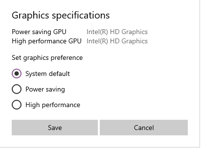 I can't see my dedicated GPU under the high performance button in graphics settings. d7760a91-0ac4-4e18-b313-53c491bb9302?upload=true.png