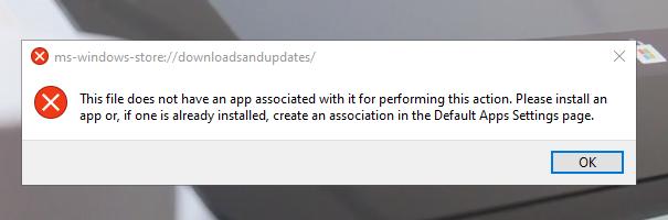 No App Associated with Microsoft Store d7ae2cc4-5113-4994-a1ed-654e39814955?upload=true.png
