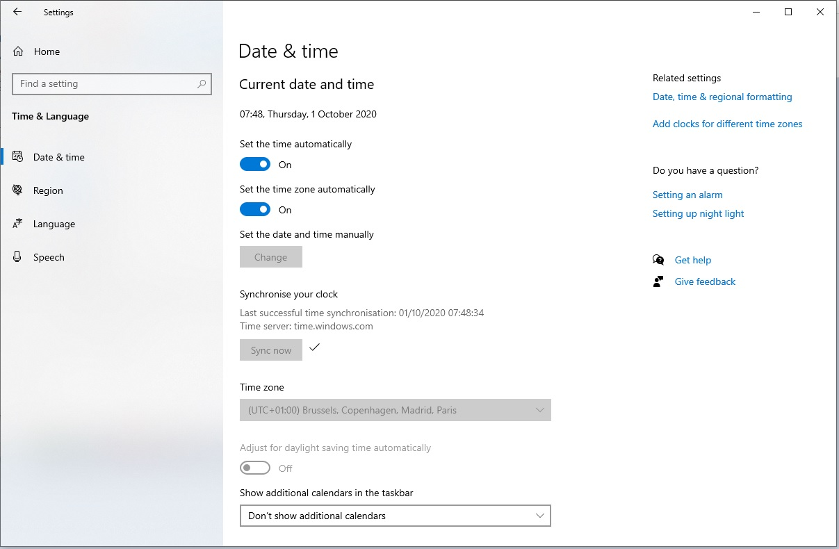 Windows Auto Time Zone correct, but time is wrong - even when sync with time server d9b602e9-b188-4f92-99f0-55df70cb8dae?upload=true.jpg