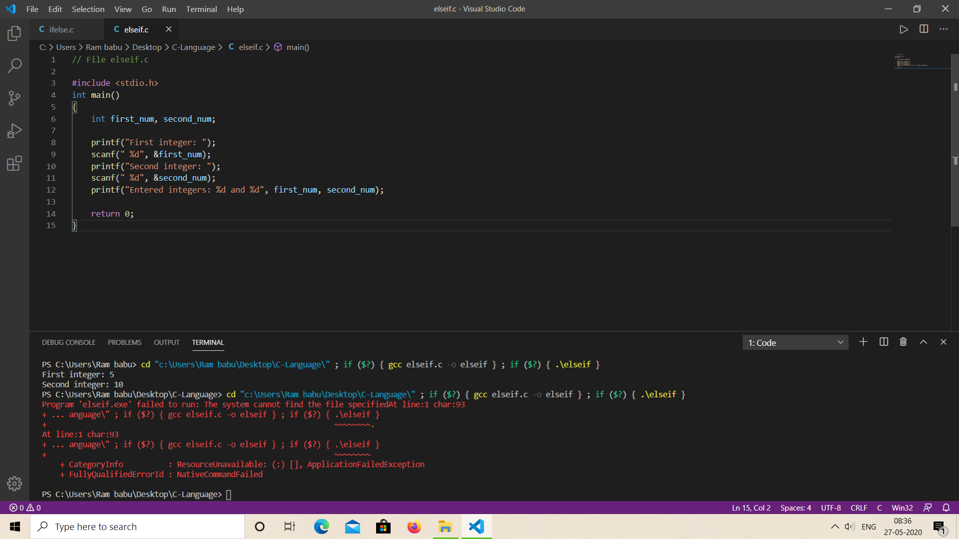 Error in Visual Studio Code db7aec78-f1bc-421c-a200-60826c80e7e8?upload=true.png
