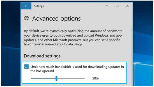 if i limit bandwidth used for downloading windows products which setting gives me the... dc790e8f-3e9e-4ac6-8036-d0a4da78272d?upload=true.png