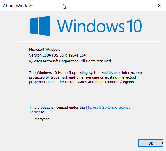 Camera not working on Windows 10 Home N, even after installing Media  Feature Pack